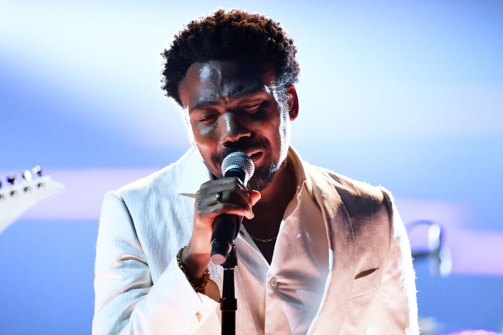 Why is Donald Glover's stage name Childish Gambino? It literally came from a name generator