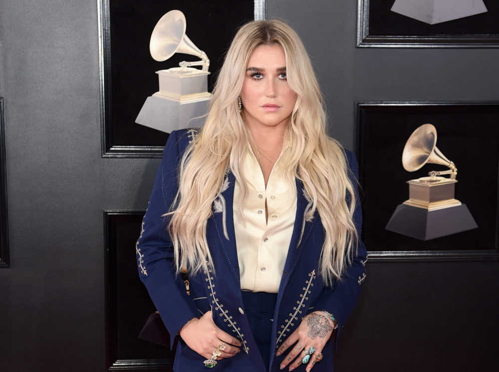 Twitter is furious Kesha was ROBBED of her 2018 Grammys by Ed Sheeran