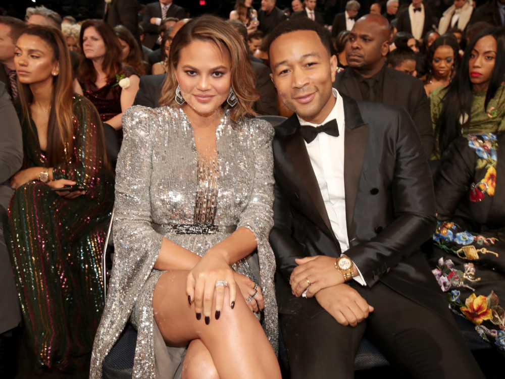 Chrissy Teigen just low-key confirmed the sex of her new baby — in an Instagram post, of course