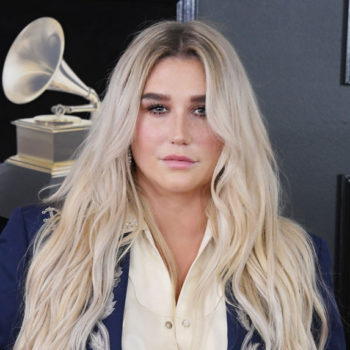Some of music's most powerful women rallied behind Kesha during her emotional performance at the 2018 Grammys