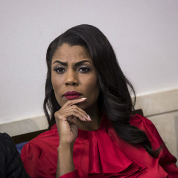 "Omarosa has joined the cast of ""Celebrity Big Brother,"" and people have feelings"