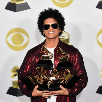 A lot of people are really mad that Bruno Mars beat Kendrick Lamar and Lorde at the 2018 Grammys