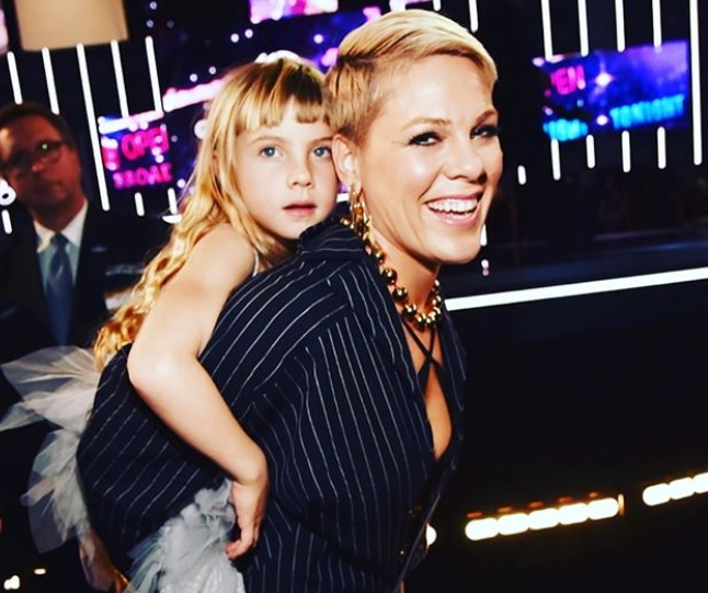 Pink had the best response to losing her 19th Grammy nomination