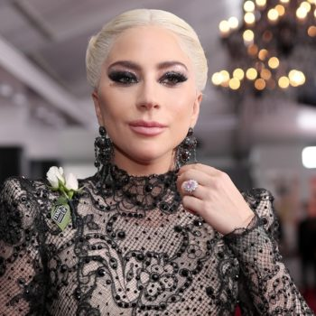 Lady Gaga brought back her iconic hair bow, but she added an unexpected twist to it