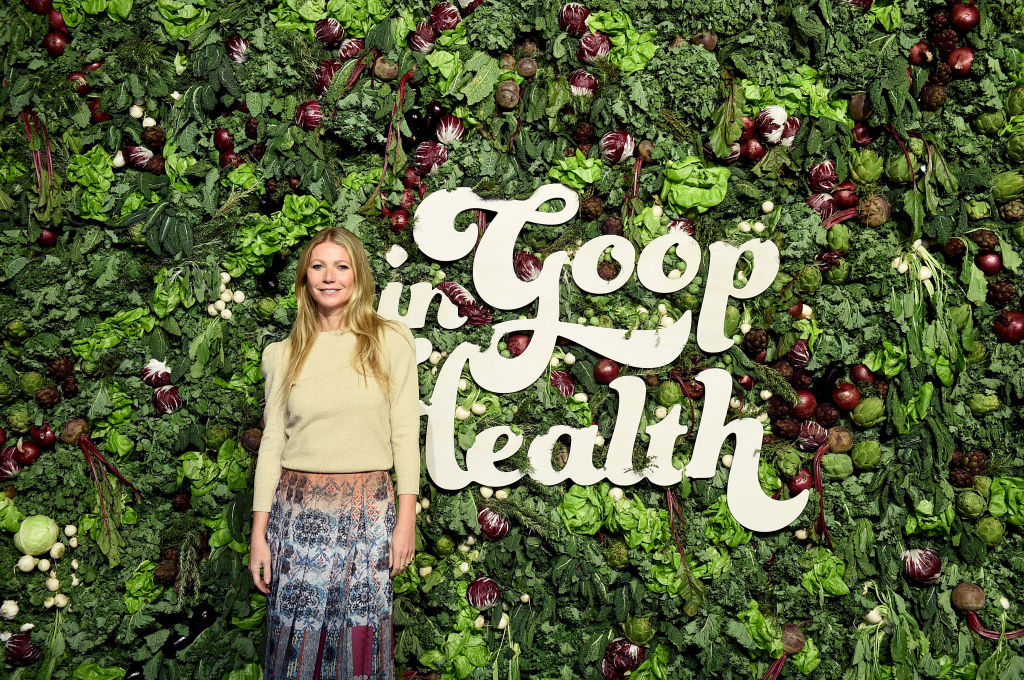 Here's the problem with Gwyneth Paltrow's Goop summit that happened last weekend