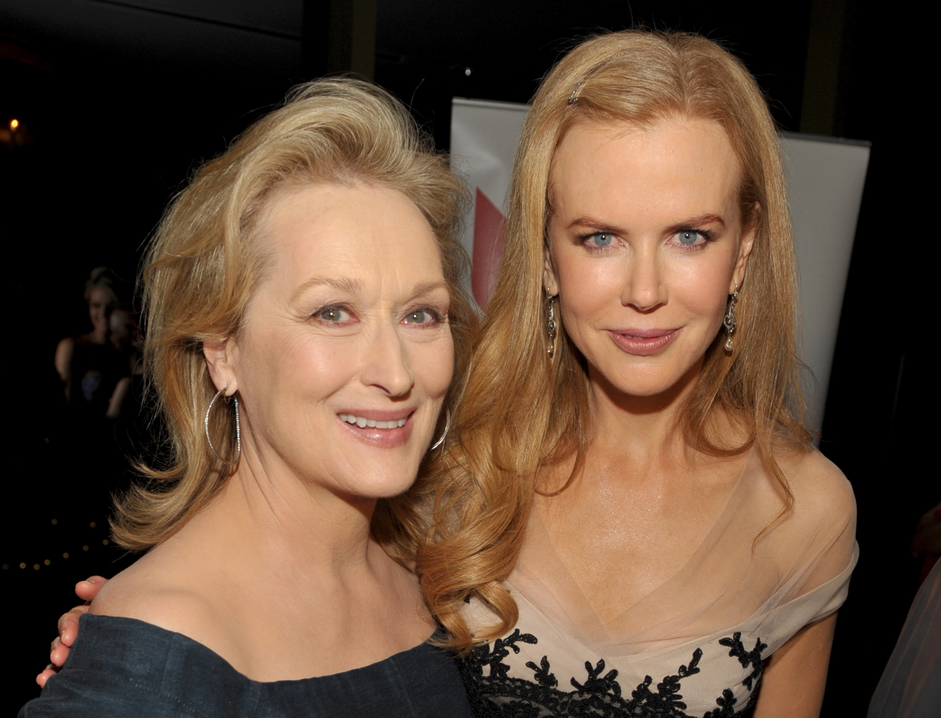 "Nicole Kidman convinced Meryl Streep to join ""Big Little Lies"" Season 2 by sending her a very nice email"