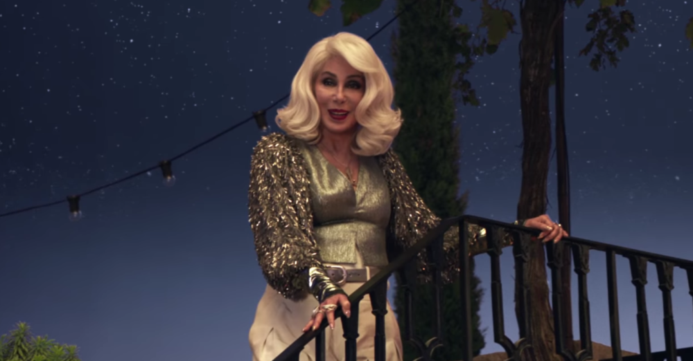 "Cher sings in the latest ""Mamma Mia!"" trailer, and no, we will not calm down about it"