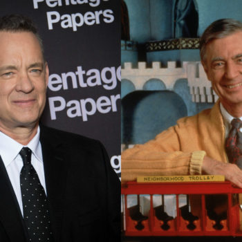 The Tom Hanks-Mr. Rogers movie officially has a name, and it feels so right