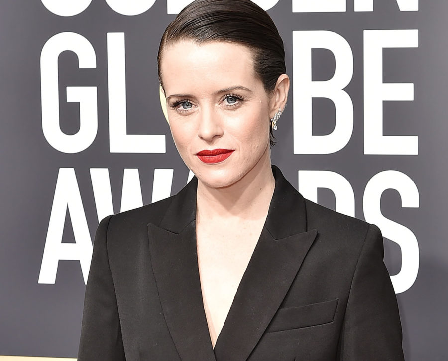 "Claire Foy's husband battled a brain tumor while she was filming ""The Crown"" Season 2"