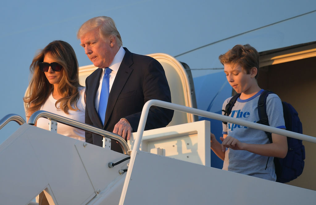 Yes, actually it does matter how much the Trump family spends when they travel