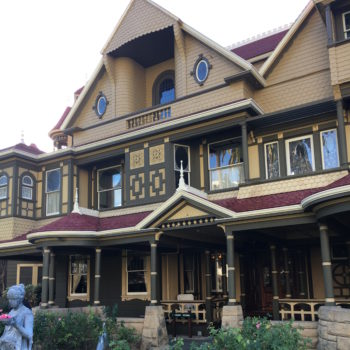 13 bizarre and eerie things about the *real* Winchester Mystery House
