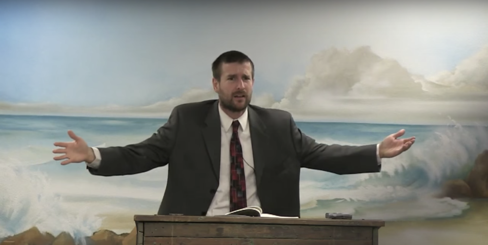 An anti-gay U.S. pastor just got banned from the entire country of Jamaica