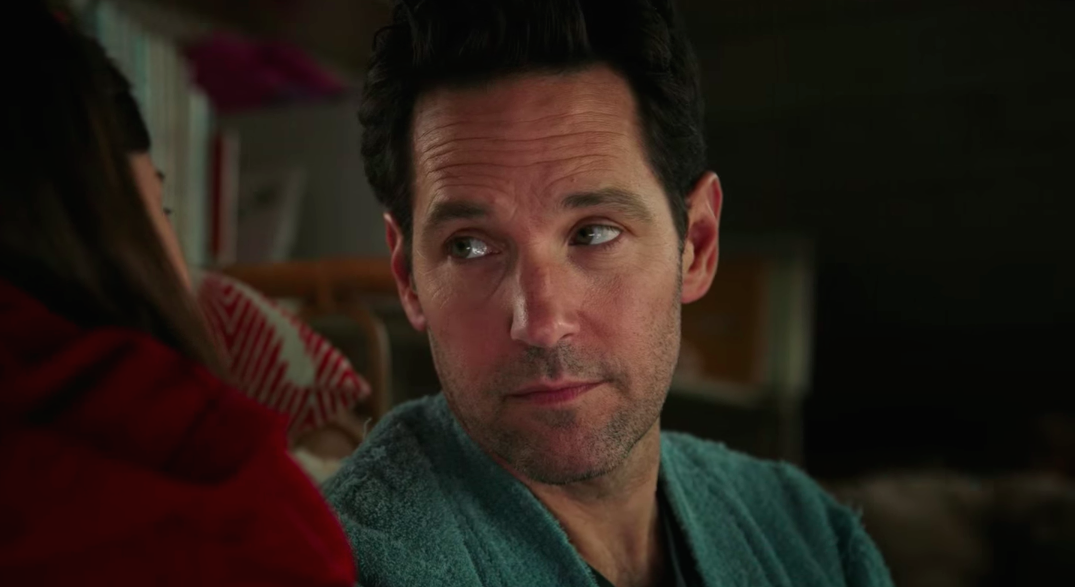 "First trailer for ""Ant-Man and the Wasp"" shows us everyone's mad at Paul Rudd and Evangeline Lilly is the real hero"