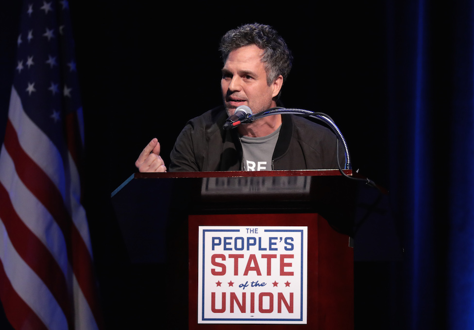 Mark Ruffalo led a different State of the Union with other celeb activists — watch the event here