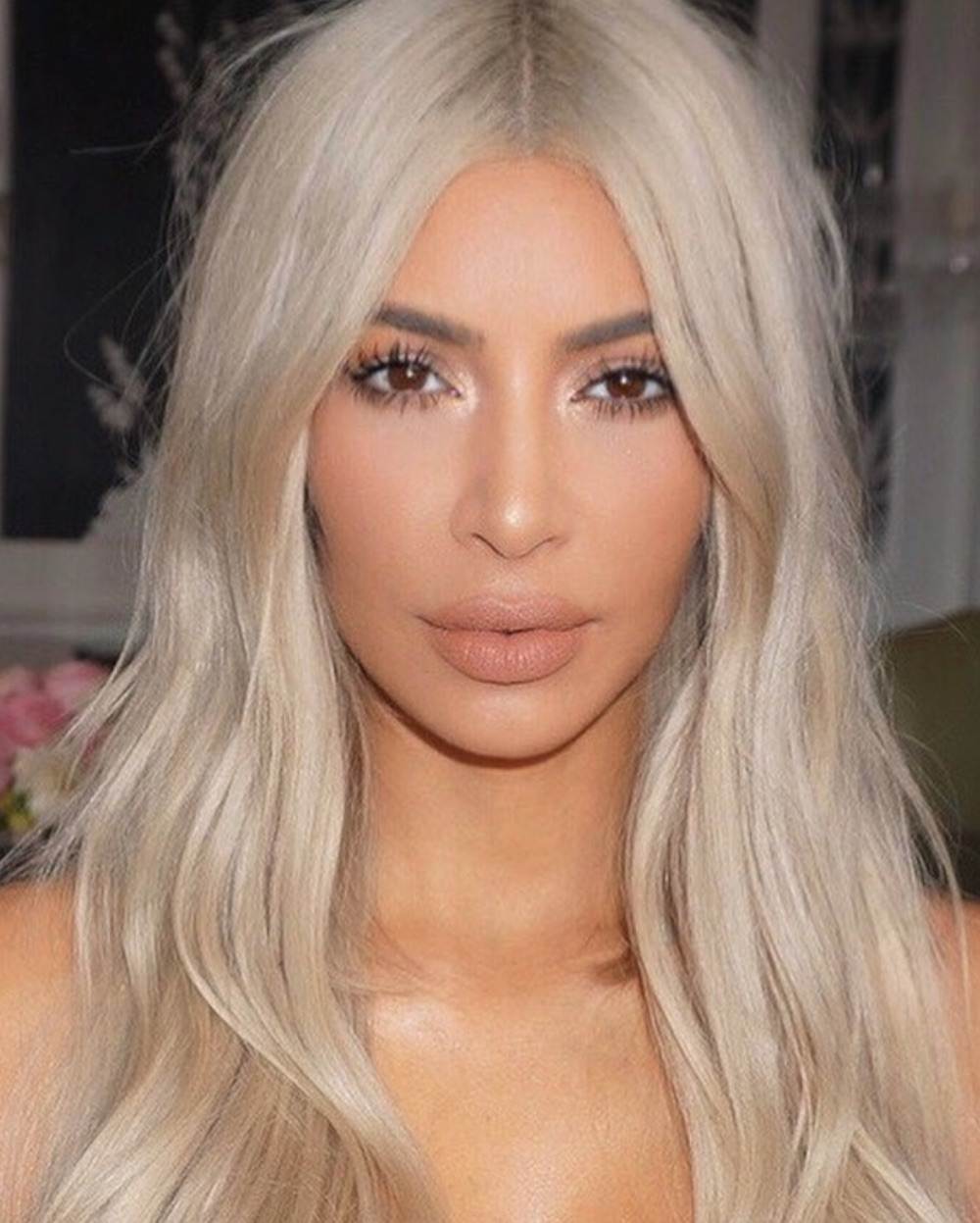 The one makeup look Kim Kardashian swears she will never wear again