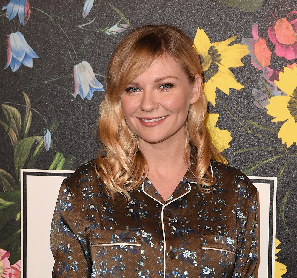 Kirsten Dunst just officially announced her pregnancy with these gorgeous photos