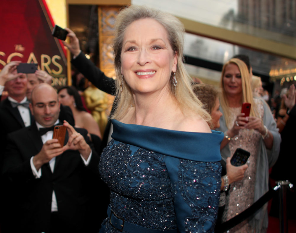 Meryl Streep is trying to trademark her name so she remains the ONE and only Meryl Streep
