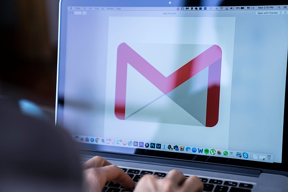 Here's why your Gmail icon may be blue right now