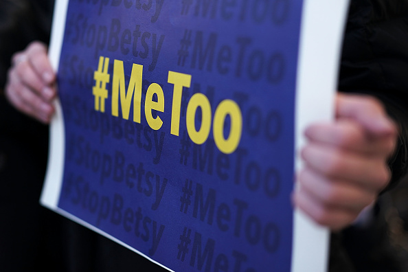 The #MeToo movement is making a difference, and these young people are proof