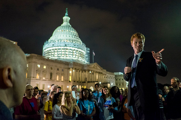 The internet wants Joe Kennedy to run for president after his State of the Union response