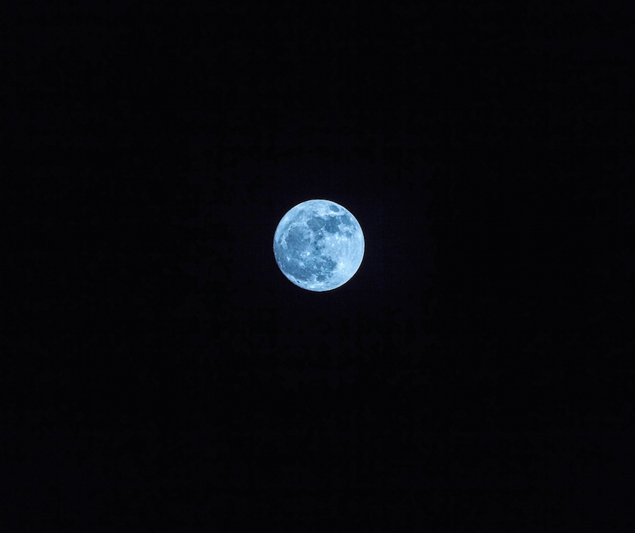 When is the next blue moon? This is when the moon will once again take over your life