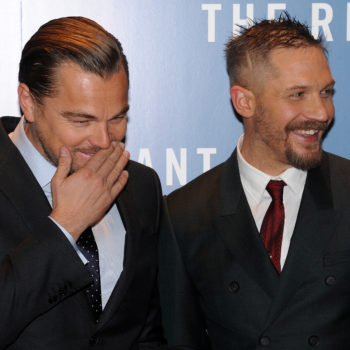 Tom Hardy got a tattoo for Leonardo DiCaprio, so there's still some good left in the world