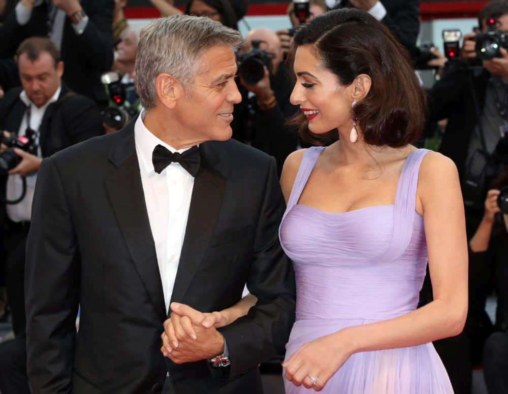 George Clooney describes the first time he met Amal, and if this isn't true love, we don't know what is