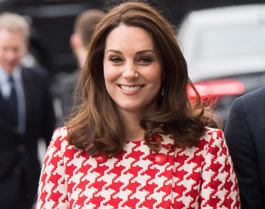 Kate Middleton channeled Princess Diana in one of her favorite looks from the '90s