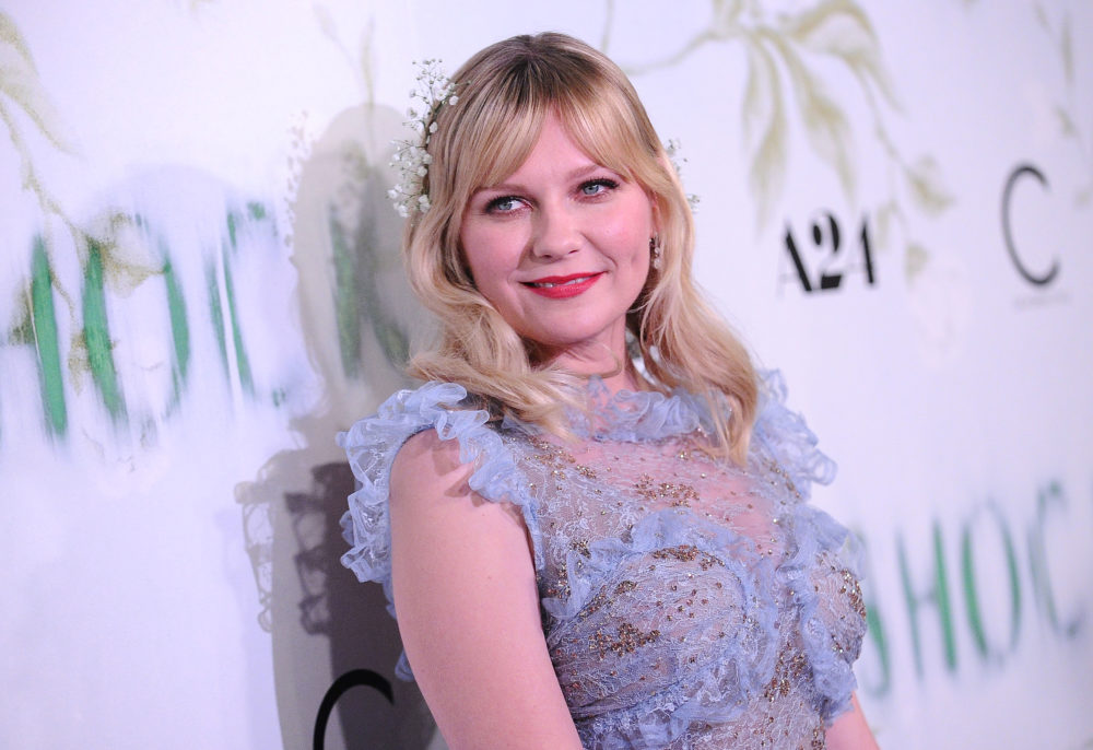 Kirsten Dunst just gave birth, and here's everything we know