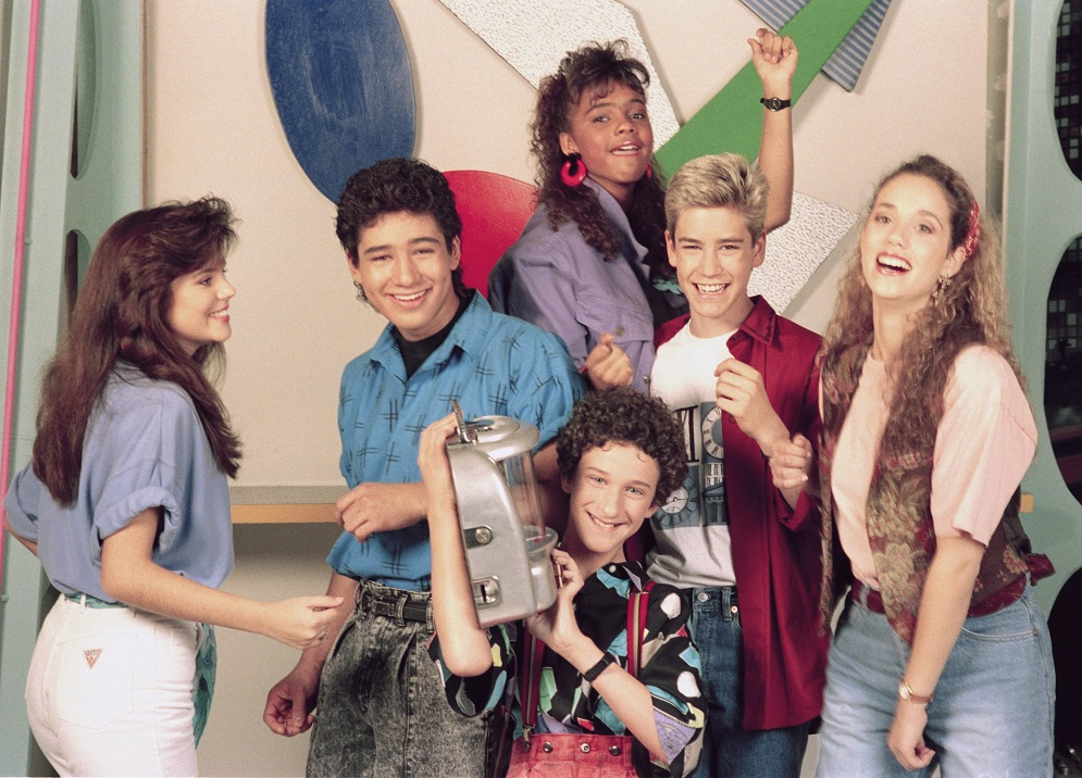 """Tickets are going on sale for the """"Saved by the Bell"""" pop-up diner in L.A., so hurry and get yours!"""