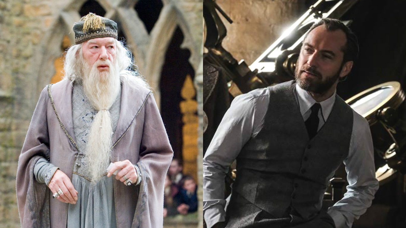 "Fans are rightfully outraged following news that Dumbledore isn't ""explicitly"" gay in ""Fantastic Beasts"""