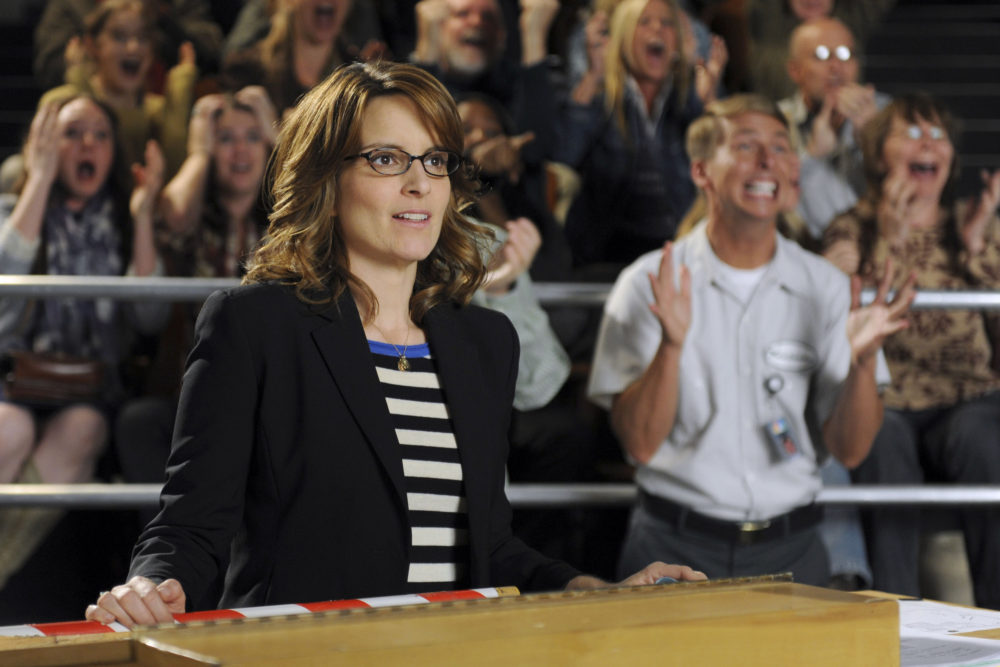 "To my best friend, Liz Lemon, on the fifth anniversary of ""30 Rock"" ending"