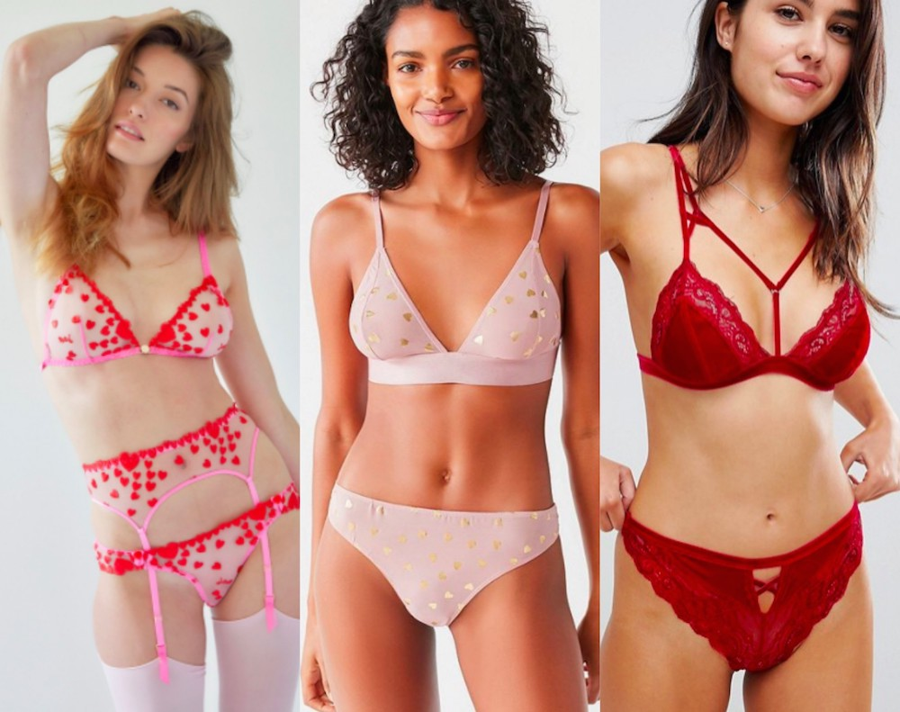 If you have small boobs, here are 26 lingerie pieces that are perfect for Valentine's Day