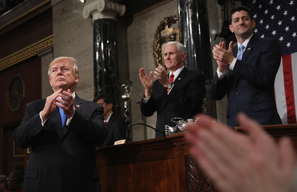 Trump said his State of the Union was the most-watched ever, and lol no