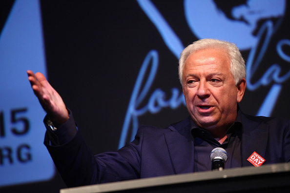 Paul Marciano's net worth is bonkers, but Guess isn't doing *so* well