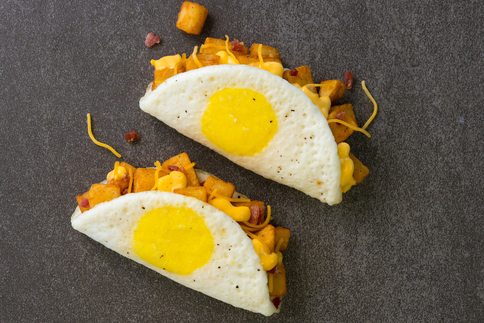 "Great news for breakfast enthusiasts: Taco Bell's bizarre ""naked egg taco"" is coming back"