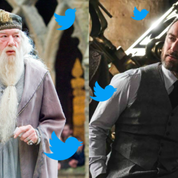 <em>Harry Potter </em>is actively trying to destroy the legacy of <em>Harry Potter</em> — and Twitter isn't helping
