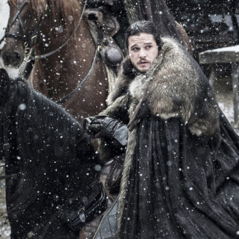 """It appears as if Winterfell is on FIRE for """"Game of Thrones"""" Season 8, and that is the opposite of what it's supposed to be"""