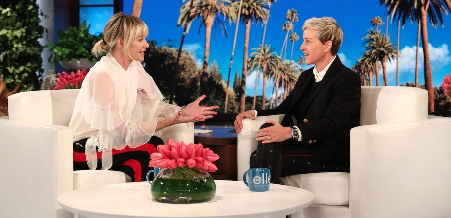 Portia de Rossi's birthday gift to Ellen made her cry on TV, and you're gonna cry too