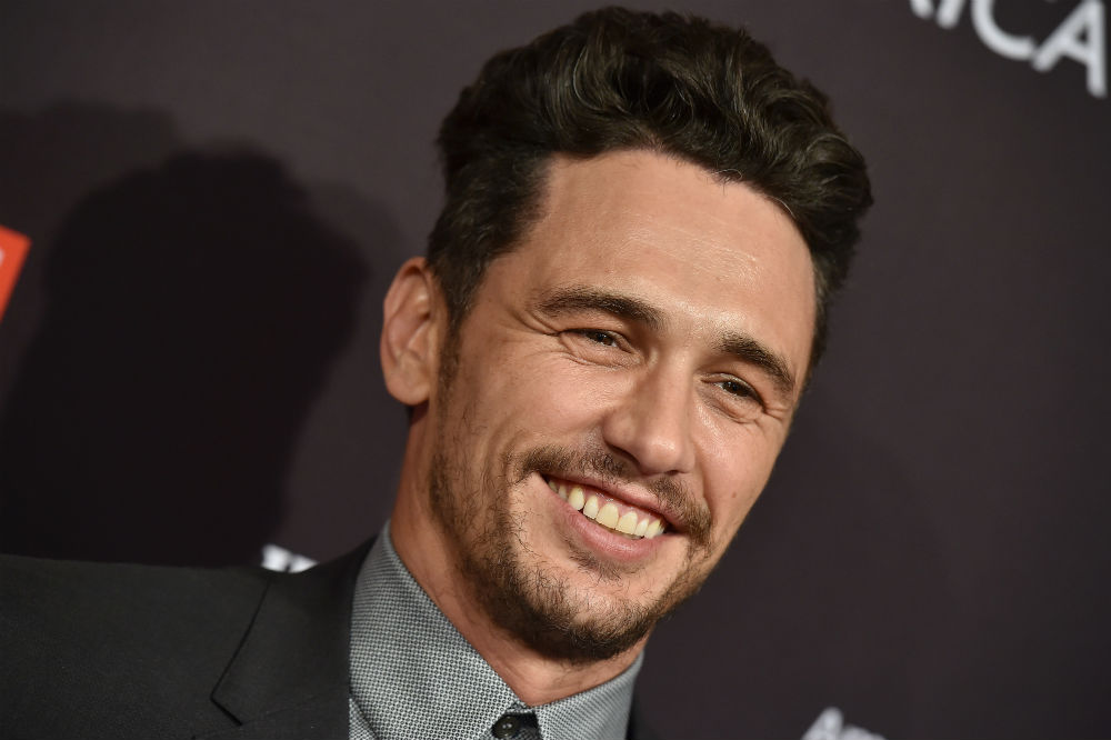 James Franco's high sc...