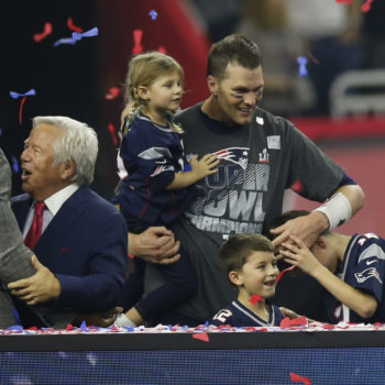 Are Tom Brady's kids going to the Super Bowl? Here's what we know about whether they'll be there on Sunday