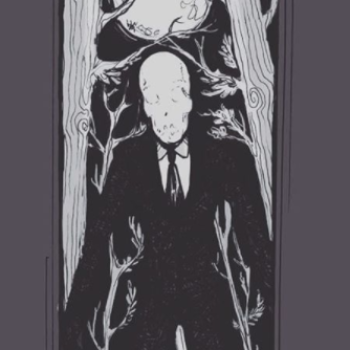 What is Slender Man, the character two young girls attempted murder for?