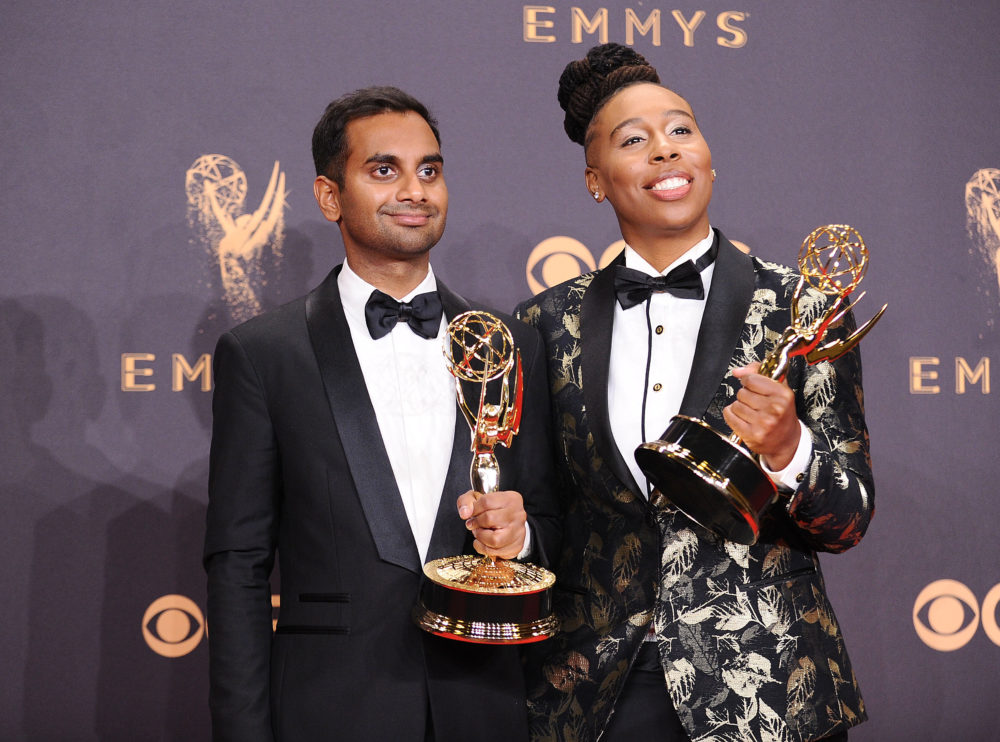 """Master of None's"" Lena Waithe reminds us that there are ""no sides"" with Aziz Ansari's allegations"