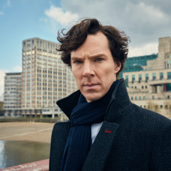 "Put a cuppa on, ""Sherlock"" is coming back for Season 5 — in maybe two years"