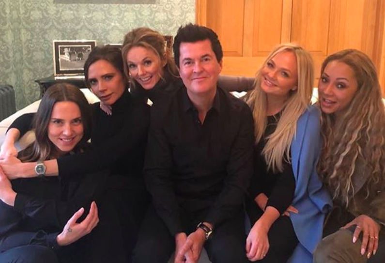 "The Spice Girls are exploring ""some incredible new opportunities together,"" and that sounds like a legit reunion to us"