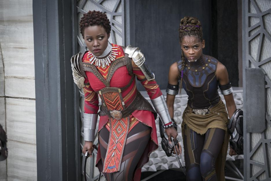 "Wakanda in ""Black Panther"" will show us how society can thrive when women have power and agency"