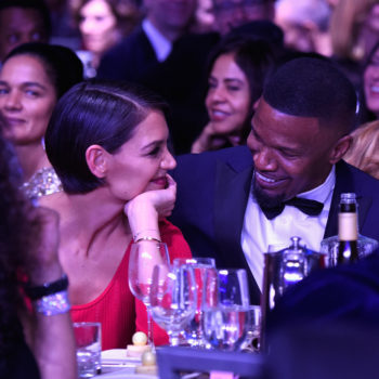 Katie Holmes and Jamie Foxx are keeping their relationship so low key, he hasn't even met Suri Cruise yet