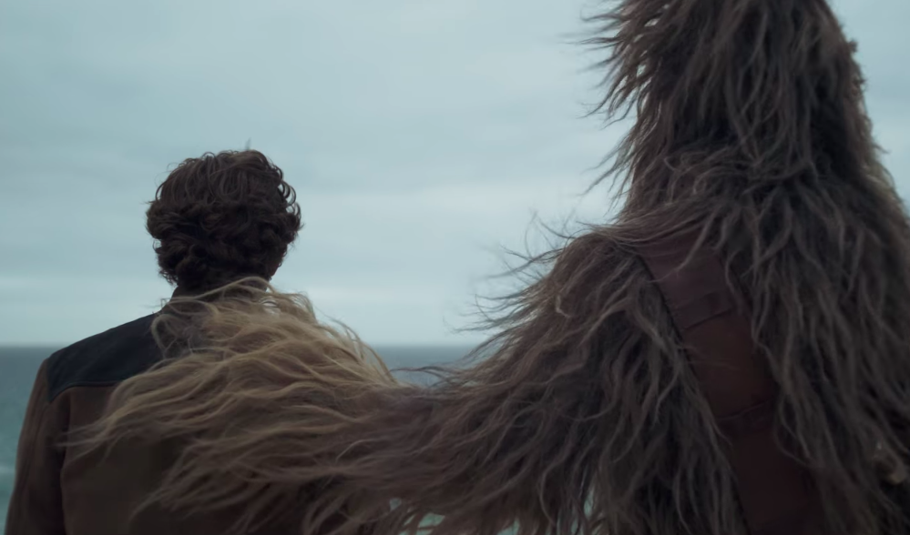 "The first teaser for ""Solo: A Star Wars Story"" is *not* what we imagined for the movie"