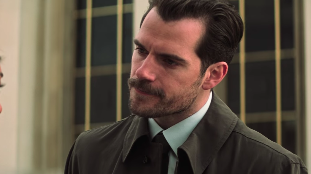 "5 pictures of Henry Cavill's ""Mission: Impossible"" mustache — aka the mustache that destroyed ""Justice League"""