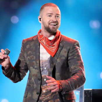 The Super Bowl crowd was silent during Justin Timberlake's performance, and we have the video here